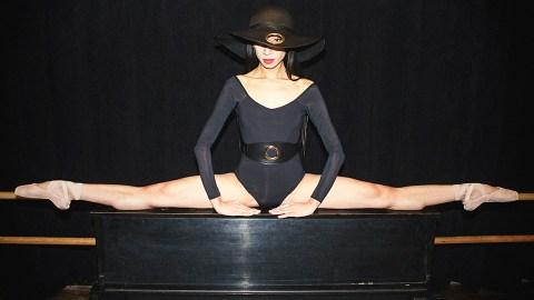 The Vintage-Wearing, Leather-Loving Dancer Redefining Ballerina Style   StyleCaster