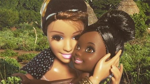 'Barbie Savior' Is the Antidote to the Voluntourism Selfies Filling Your Feed | StyleCaster