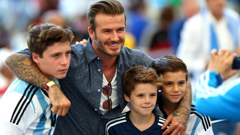 Here's More Evidence That Cruz Beckham Is the Next Justin Bieber   StyleCaster