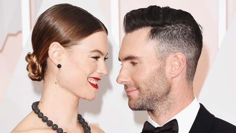 Adam Levine and Behati Prinsloo Are Having a Baby Girl | StyleCaster