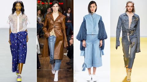 10 Unexpected Designers Who Do Denim Really, Really Well | StyleCaster