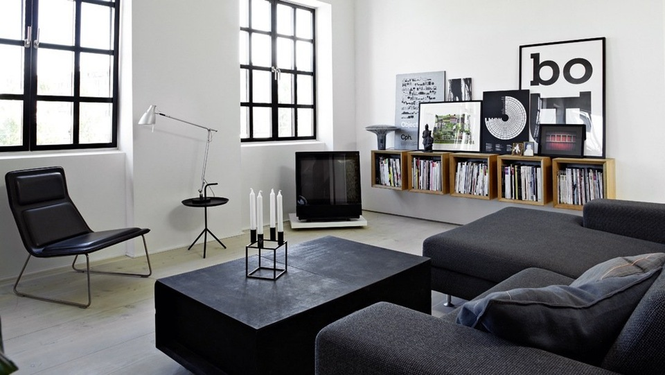 15 Ways To Slay The Black And White Decor Trend Stylecaster