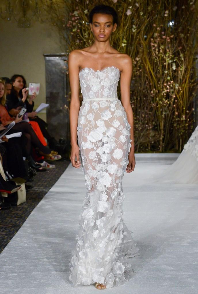 bridal fashion week trends spring 2017 lingerie mira zwillinger2 8 Real Brides Spill Their Smart, Sane Pre Wedding Diet Tips
