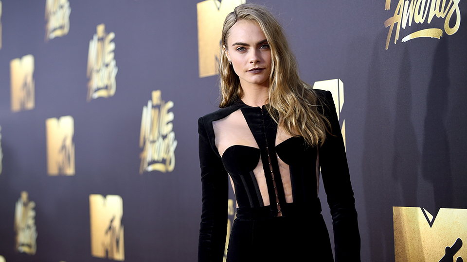 See the Best Dressed Stars at the MTV Movie Awards