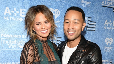 John Legend and Chrissy Teigen Welcome Their Baby Girl! | StyleCaster