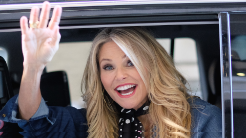 Christie Brinkley's Life Hack: 3 Glasses of Champagne Every Day   StyleCaster