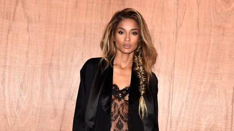 Watch Ciara Flat-Out Refuse to Say Ex Future's Name on Live TV   StyleCaster