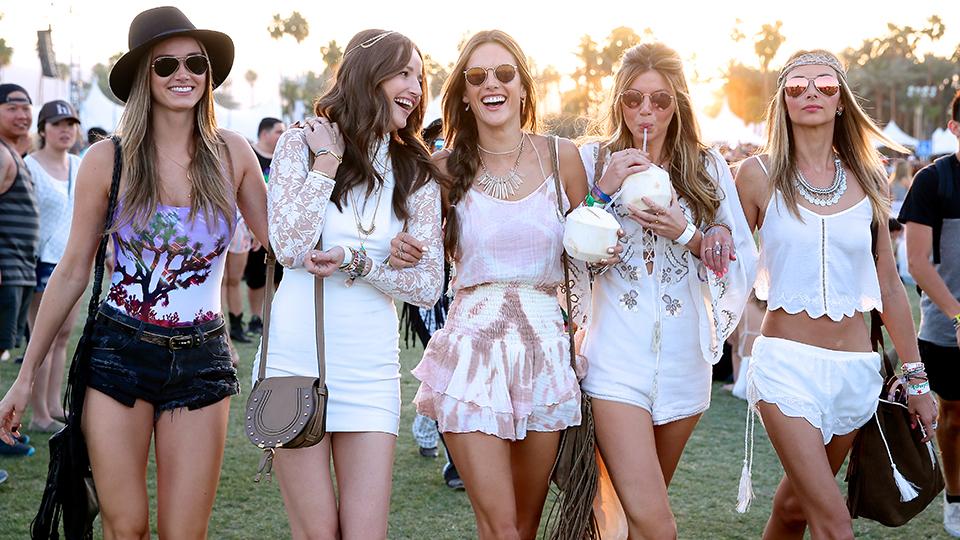 Coachella Models 2015