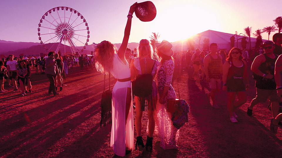 See All the Best Street Style from Coachella