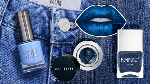 5 (Wearable) Denim-Inspired Beauty Products Worth Trying | StyleCaster