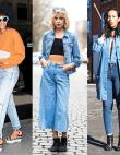 41 Street Style-Approved Ways to Wear Blue Denim
