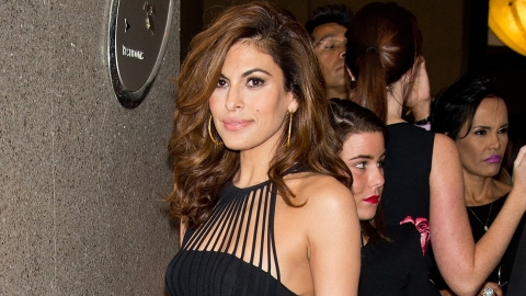 It Looks Like Eva Mendes and Ryan Gosling Are Expecting Another Baby | StyleCaster