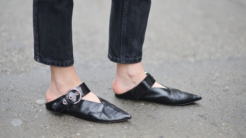 'Why This Spring Shoe Trend Is Giving Me Anxiety' | StyleCaster