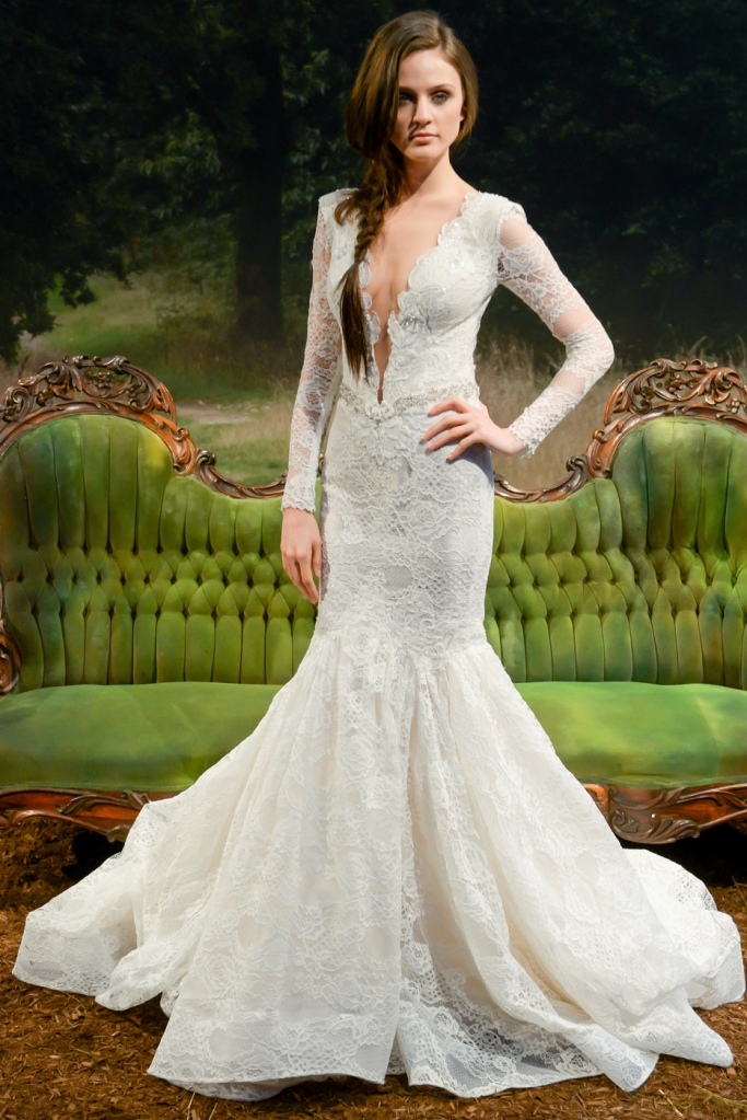 Galia Lahav, Bridal Spring 2017, New York, April 14 2016
