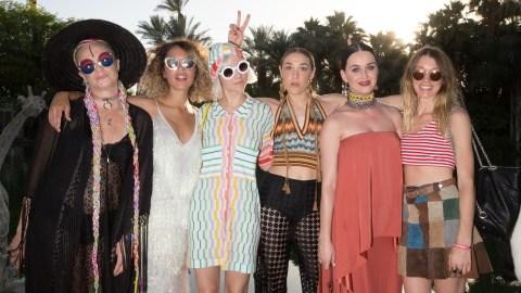 Decoding Coachella's Celebrity Cliques    StyleCaster