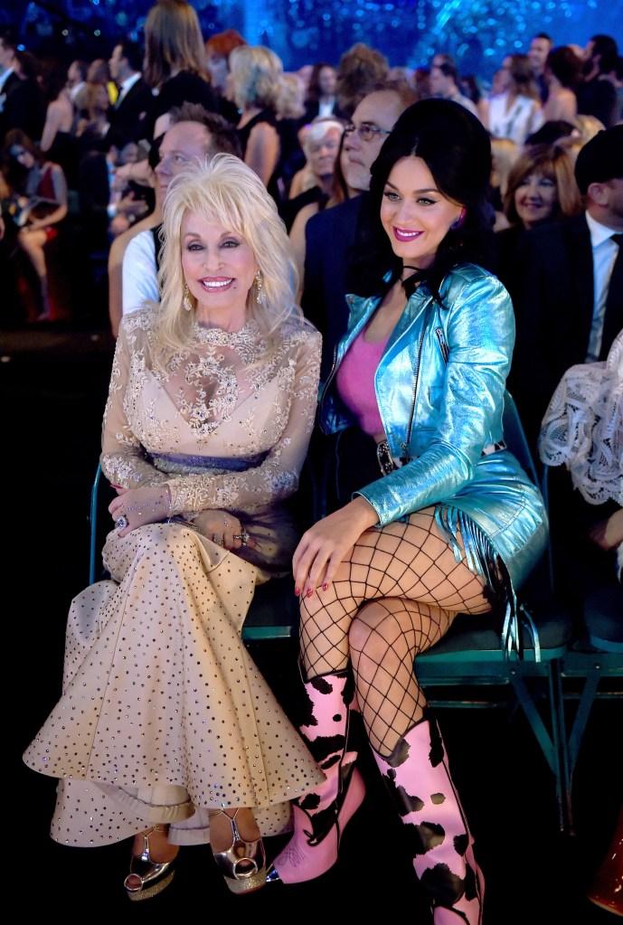Dolly Parton Katy Perry Duet 2016 ACM Awards