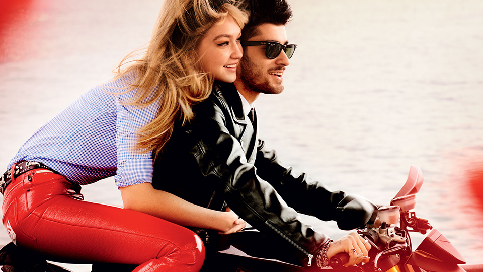 gigi hadid zayn malik vogue may 2016 Zayn Malik & Gigi Hadid Might Be Back Together, According to This Clue