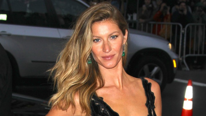 Gisele Bündchen, Flawless Human, Was Rejected 42 Times Before Becoming a Model