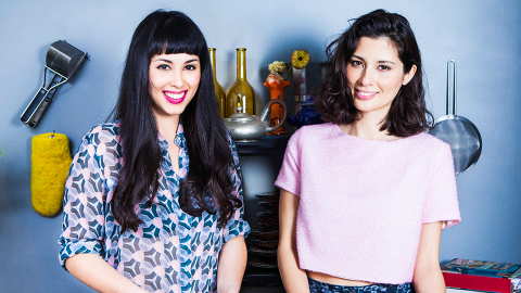 Meet the It-Brits Who Are Changing the Face of Healthy Cooking  | StyleCaster