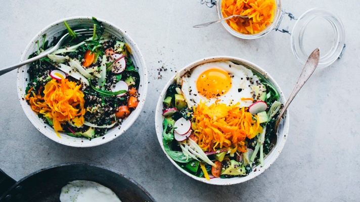 30 Healthy Weekday Lunches You Can Make in Less than 30 Minutes