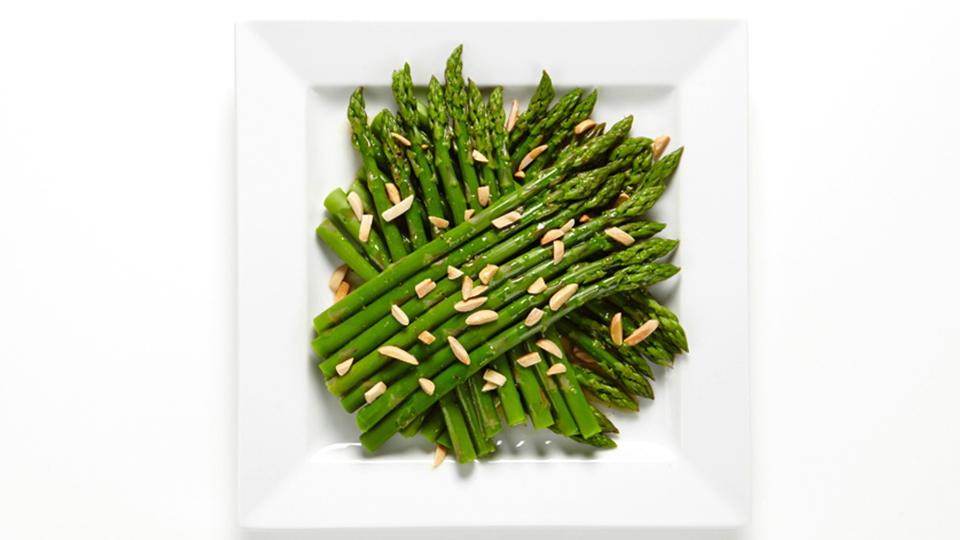 honey dijon asparagus