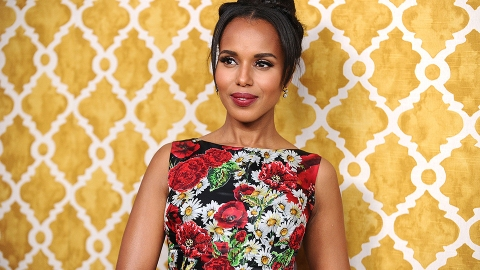 Kerry Washington Is None Too Pleased About Her Latest Magazine Cover | StyleCaster