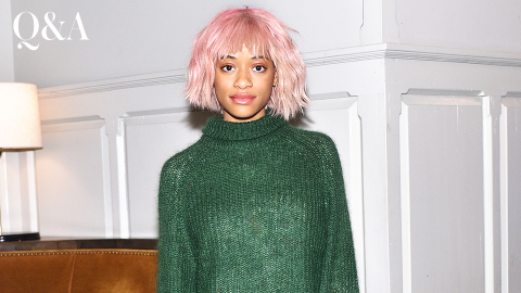 Kilo Kish Spills Every Last Detail of Her Low-Key Beauty Routine | StyleCaster