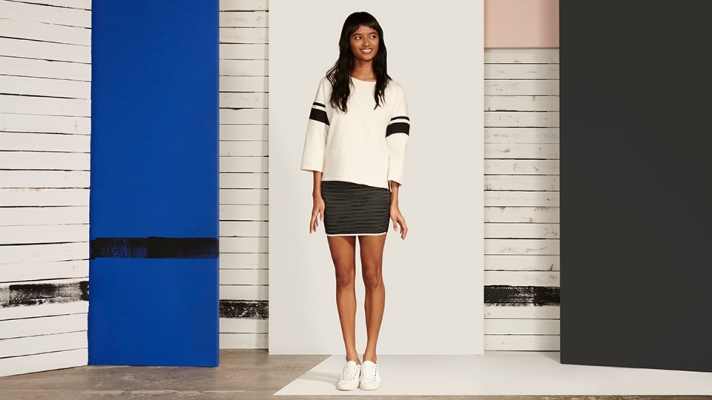Stripe Lovers, This Fashion Line Is Your New Best Friend