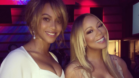 Is a Collaboration Between Mariah Carey and Beyoncé Too Good to Be True? | StyleCaster