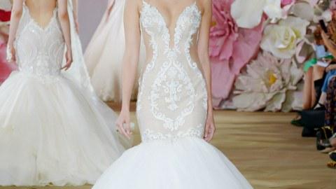 Mermaid Wedding Dresses Brides Will Die For | StyleCaster
