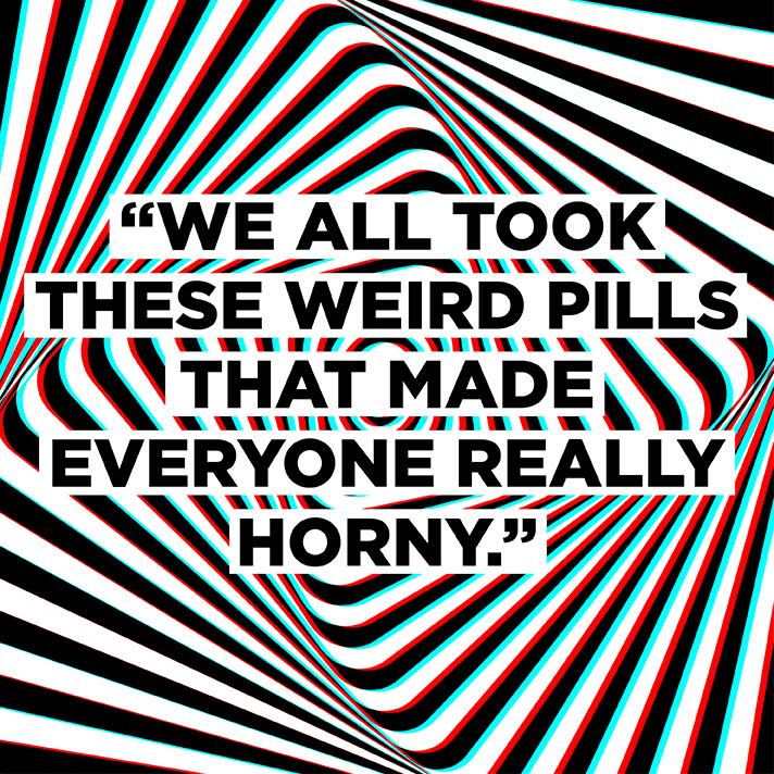 music festival drug stories