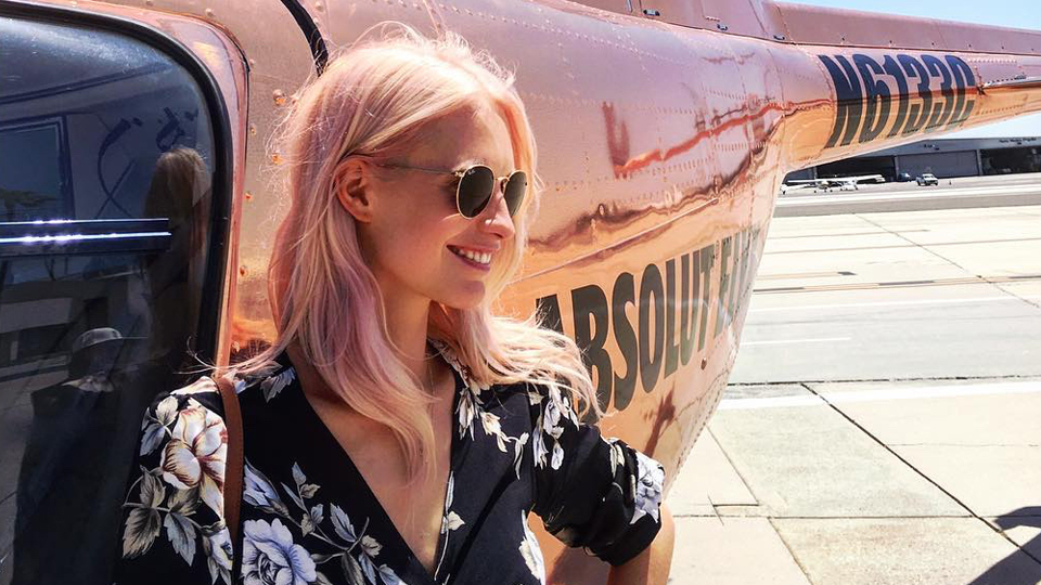 How To Get Rose Gold Hair And Maintain It Stylecaster