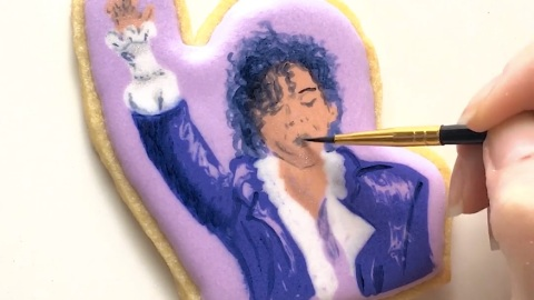 These 5 Prince Tribute Desserts Make Us Want to Eat Our Feelings | StyleCaster