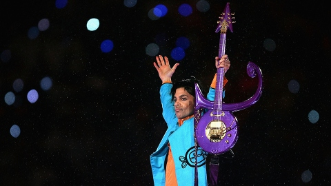 7 Epic Prince Tributes You Missed Over the Weekend | StyleCaster