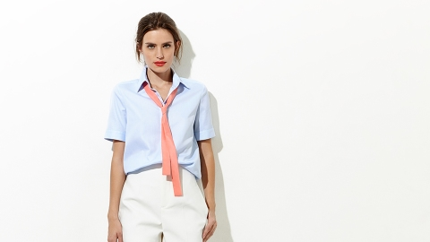 Rue Mercer: The New Label Making Button-Down Shirts (Very) Cool | StyleCaster