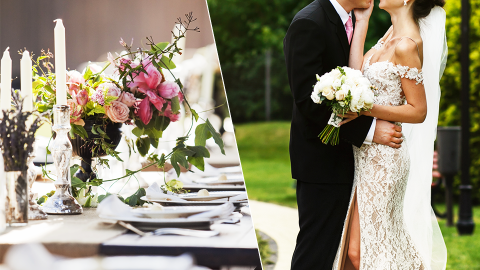 Top Wedding Planners Reveal the One Thing Worth Skimping On   StyleCaster