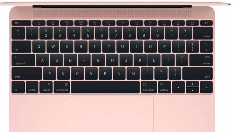 Gird Your Instagram: Apple is Releasing a Rose Gold Macbook | StyleCaster