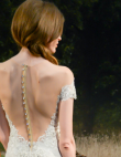 36 Stunning OTS Wedding Dresses From Bridal Fashion Week