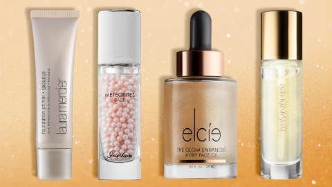 Calling It: Shimmery Primers Are the Key to Dewy Baby-Angel Skin | StyleCaster