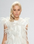 The Coolest Short Wedding Dresses from Bridal Fashion Week
