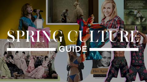 Your Ultimate Spring Culture Guide Is Here | StyleCaster
