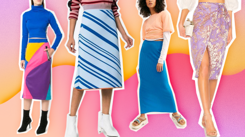 69 Spring Skirts to Get Your Hands On, ASAP | StyleCaster