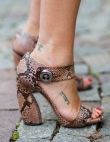 The Street-Style Guide to Starter Tattoos