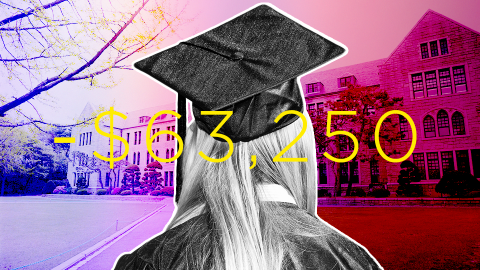 Where Election Front-Runners Stand on Your Student Debt | StyleCaster
