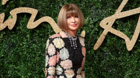 Anna Wintour Just Announced the 'Vogue' May Cover Girl on Live TV | StyleCaster