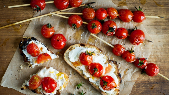 30 Brilliant New Ways to Grill Veggies This Spring