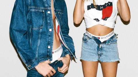 Tommy Hilfiger Enlists Insta-Famous Teens For '90s Nostalgia Campaign | StyleCaster