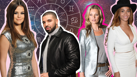 A Comprehensive Guide to Celebrities and Their Star Signs | StyleCaster