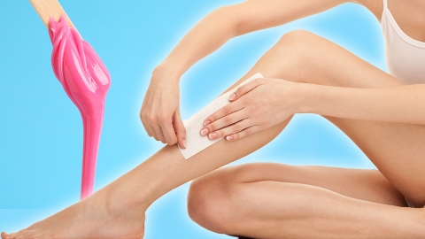 Everything You've Ever Needed to Know About Waxing Your Legs at Home   StyleCaster