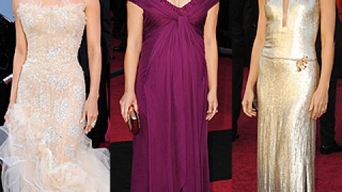 The 2011 Oscars: 20 Best And Worst Looks | StyleCaster